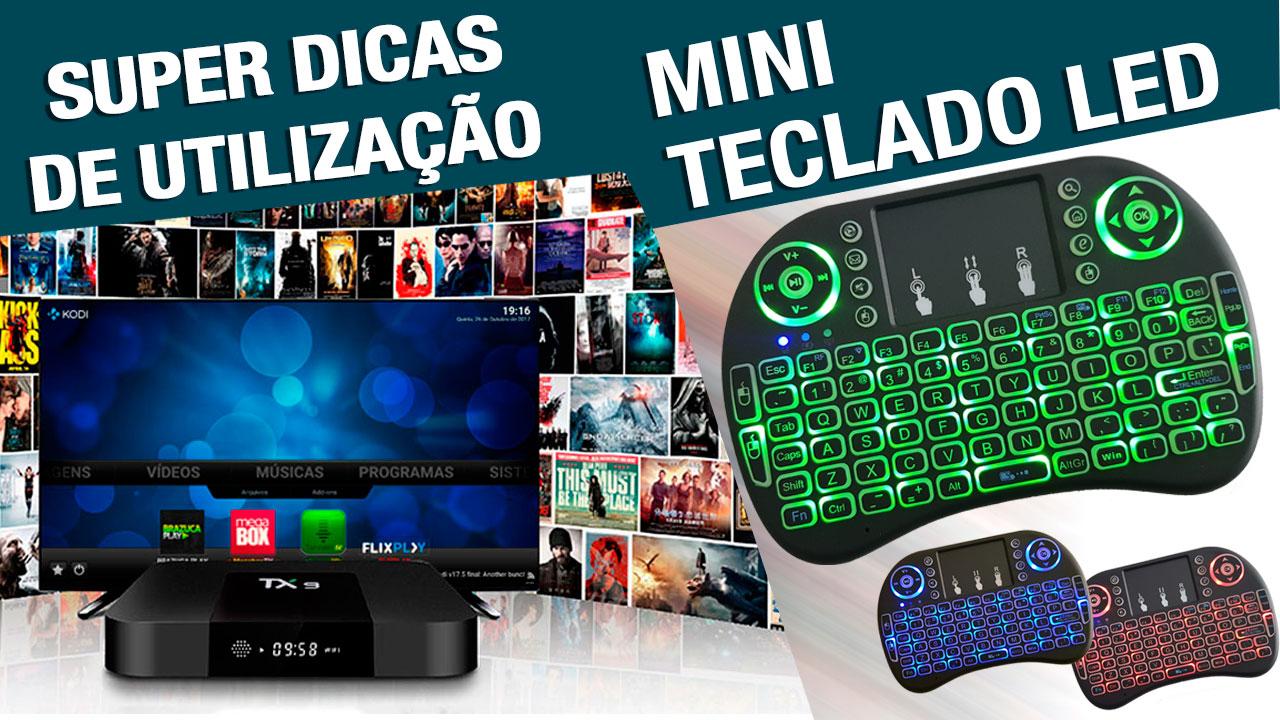 MINI-TECLADO-LED