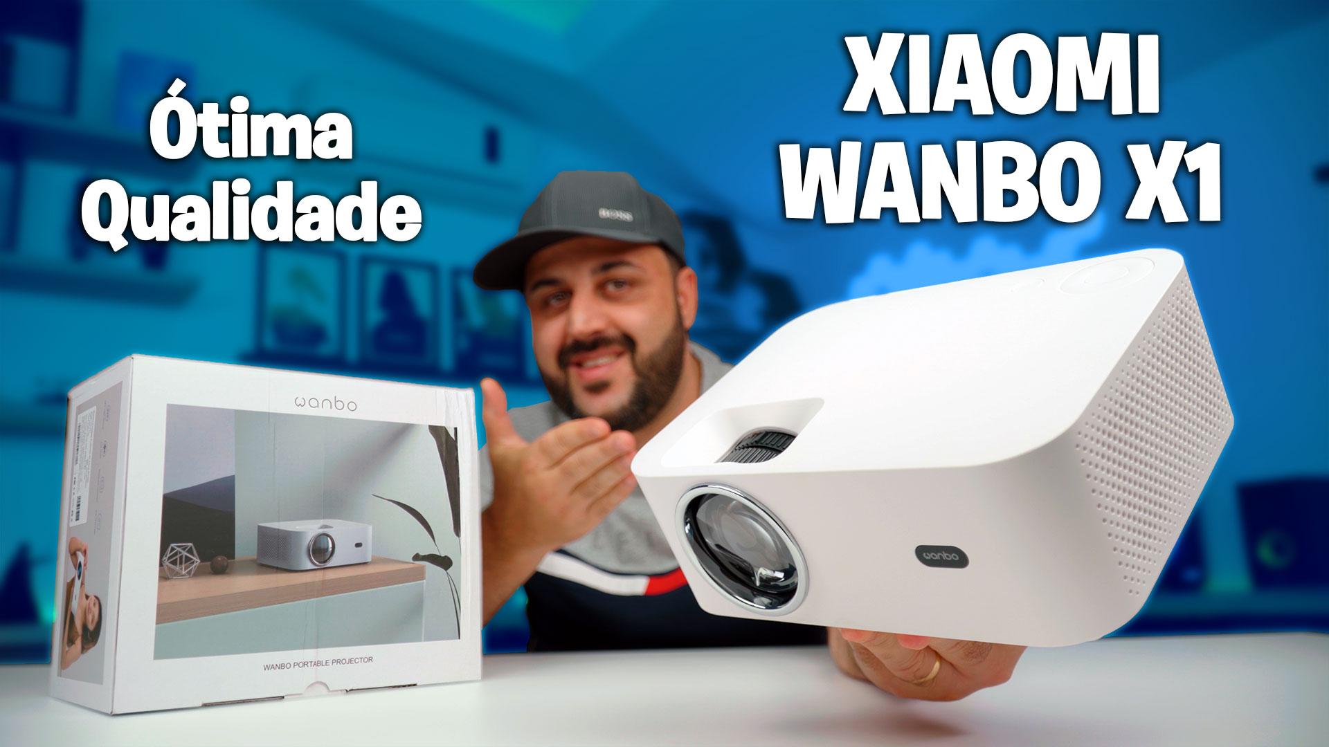 PROJETOR-XIAOMI-WANBO-X1